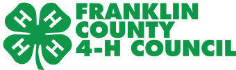 Franklin County 4-H Council Serve. Run. Grow.