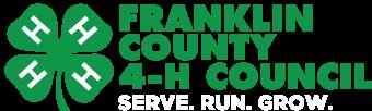 Franklin County 4-H Council Serve. Run. Grow.